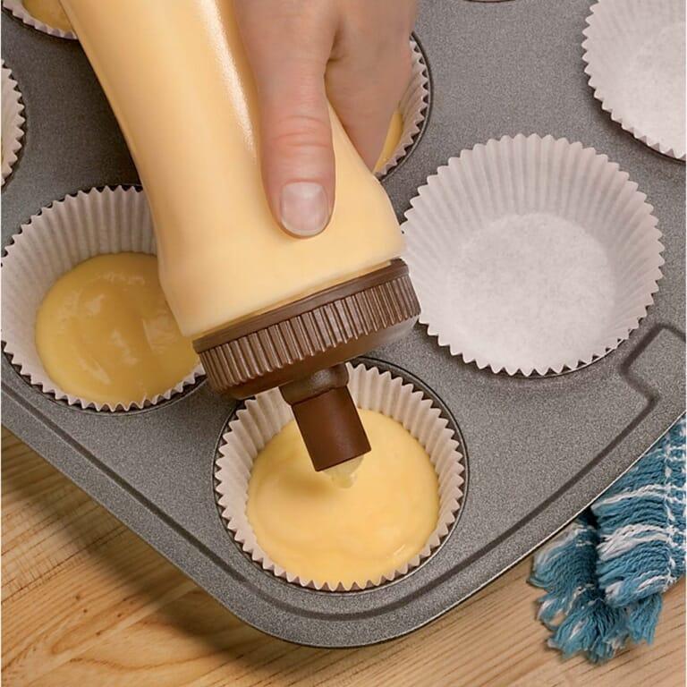 Cupcake pen/dispenser - Vakkerthjem.no