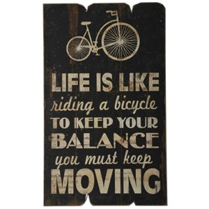 Life is like riding..