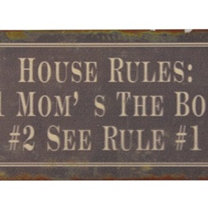 Magnet- House Rules